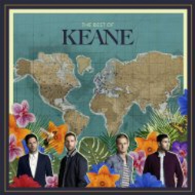 Keane - CD THE BEST OF KEANE