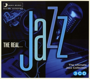 CD V/A - The Real... Jazz