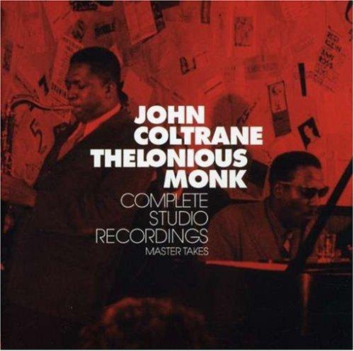 CD COLTRANE, JOHN/THELONIOUS - COMPLETE STUDIO RECORDING