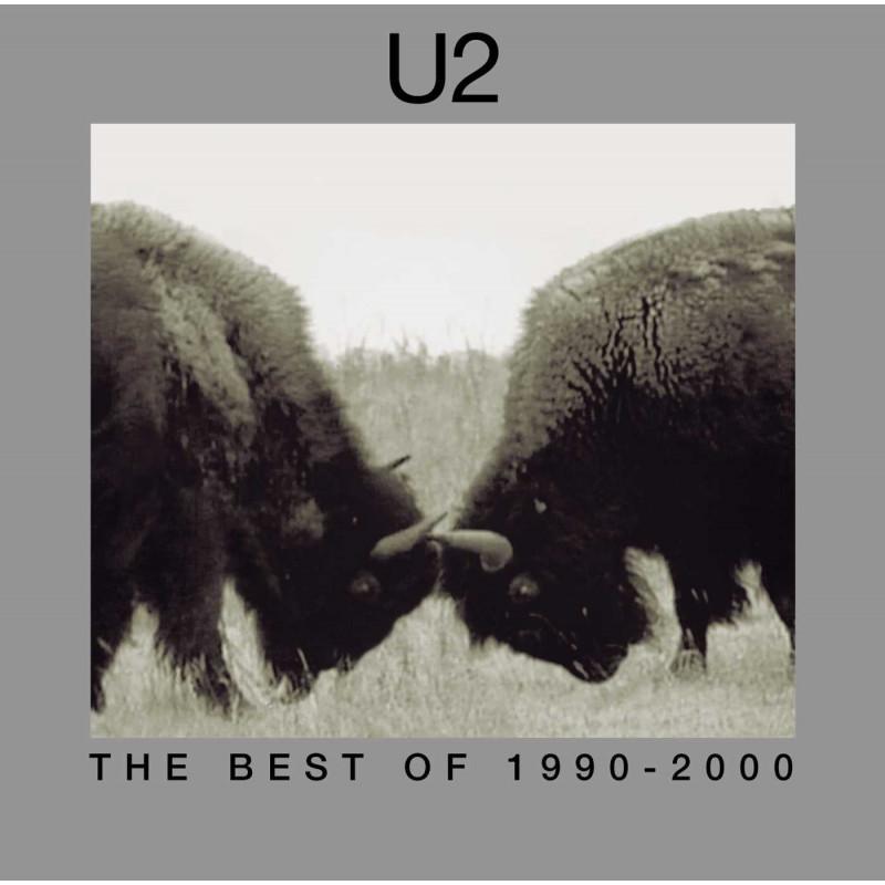 U2 - Vinyl THE BEST OF 1990-2000