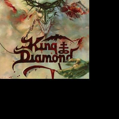 King Diamond - CD HOUSE OF GOD