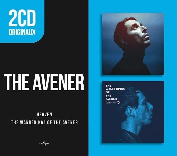 CD AVENER - HEAVEN / THE WANDERINGS OF THE AVENER
