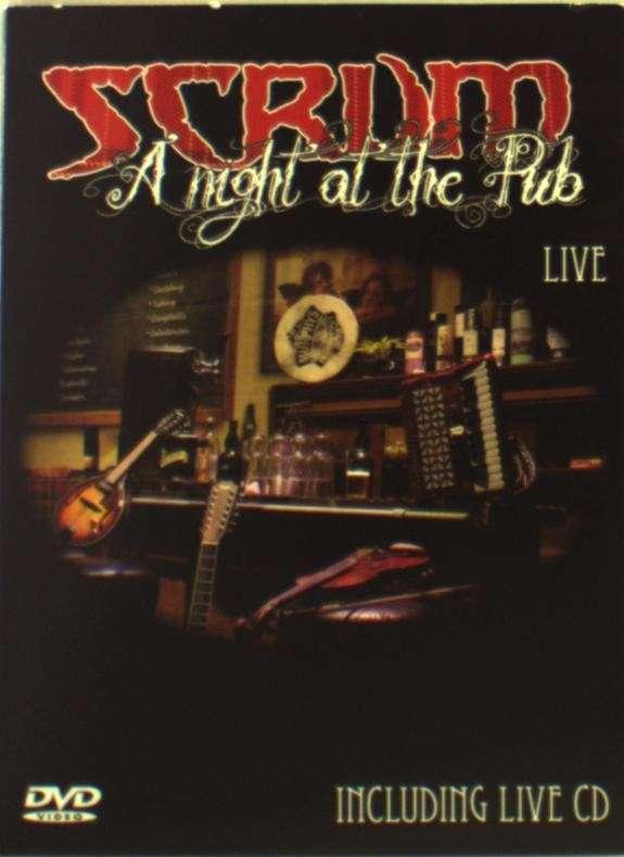 CD SCRUM - A NIGHT AT THE PUB