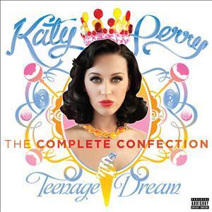 Katy Perry - CD PERRY KATY - TEENAGE DREAM:COMPLETE