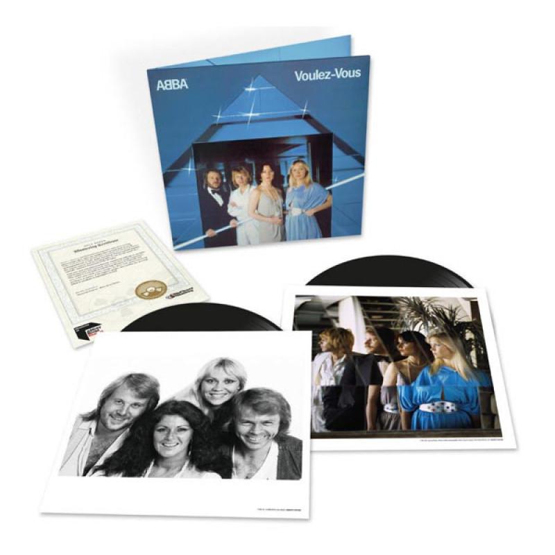ABBA - Vinyl VOULEZ VOUS