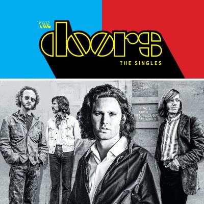 CD DOORS, THE - THE SINGLES