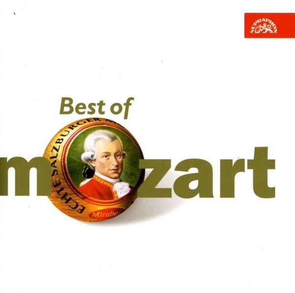 CD MOZART WOLFGANG AMADEUS BEST OF MOZART