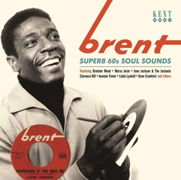 CD V/A - BRENT- SUPERB 60S SOUL SOUNDS