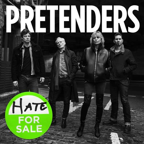 The Pretenders - CD HATE FOR SALE
