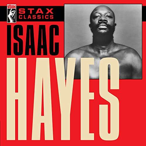 CD HAYES ISAAC - STAX CLASSICS