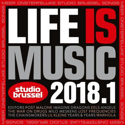 CD V/A - LIFE IS MUSIC 2018.1