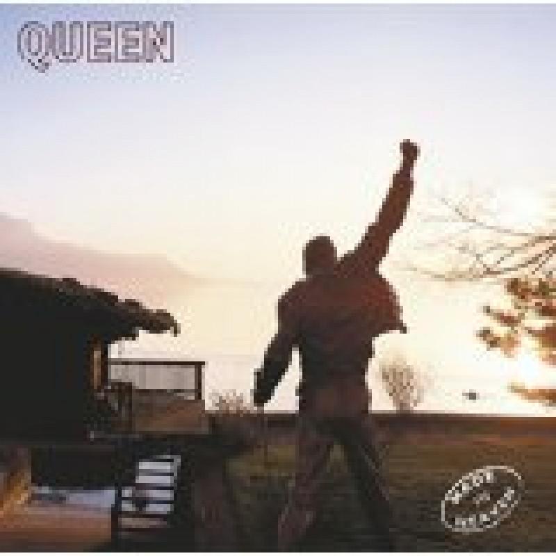 Queen - Vinyl MADE IN HEAVEN