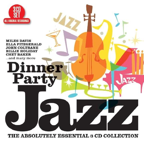 CD V/A - DINNER PARTY JAZZ