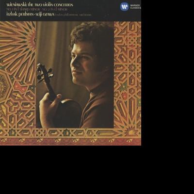 CD PERLMAN, ITZHAK/LPO/SEIJI OZAWA - WIENIAWSKI: VIOLIN CONCERTO NO. 1