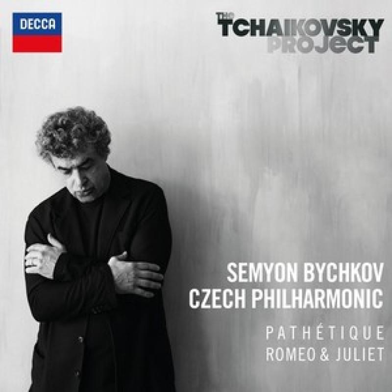 CD BYCHKOV/CESKA FILHARMONIE - Čajkovskij: Symfonie č. 6/Romeo a Julie