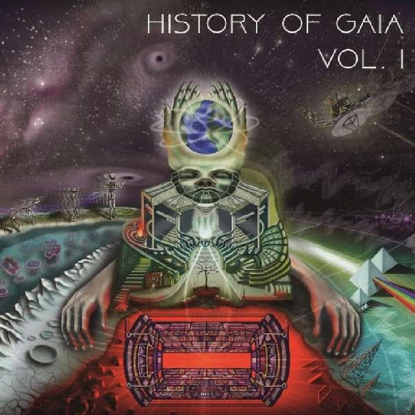 CD V/A - HISTORY OF GAIA 1