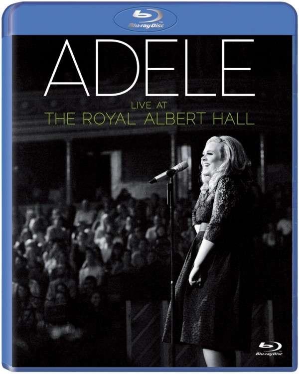 Adele - Blu-ray Live At the Royal Albert Hall