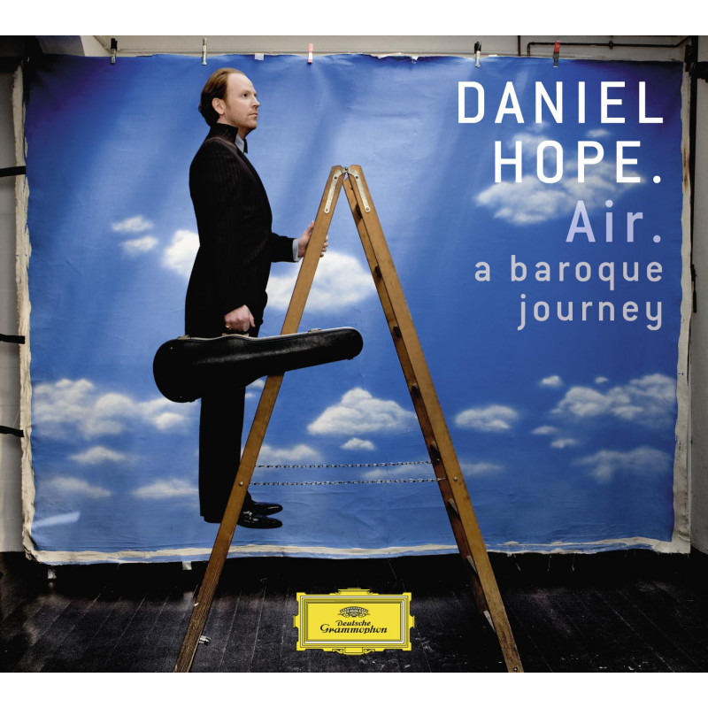 CD HOPE DANIEL - AIR-A BAROQUE JOURNEY