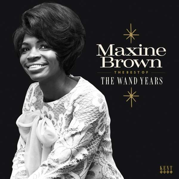 Vinyl BROWN, MAXINE - BEST OF THE WAND YEARS