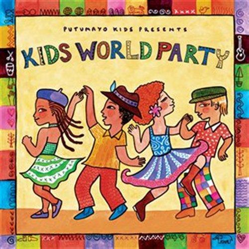CD V/A - KIDS WORLD PARTY
