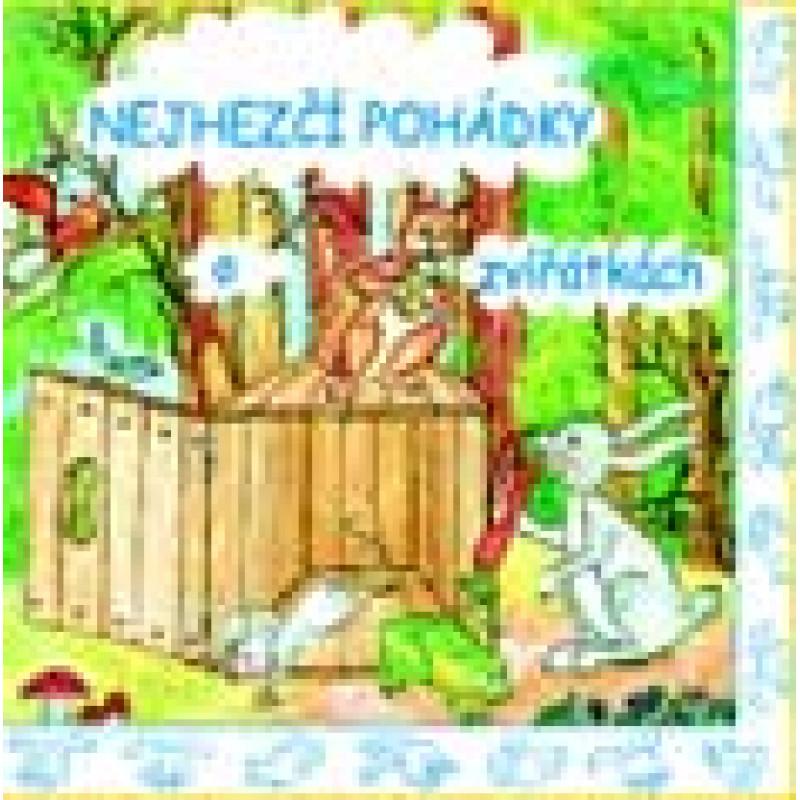 CD RUZNI/POHADKY - POHADKY O ZVIRATKACH