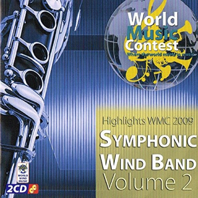CD V/A - WMC 2009:SYMPHONIC WIND BAND VOL.2