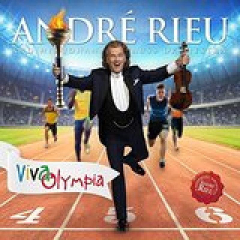 CD RIEU ANDRE - VIVA OLYMPIA