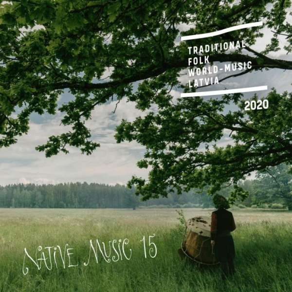 CD V/A - NATIVE MUSIC 15