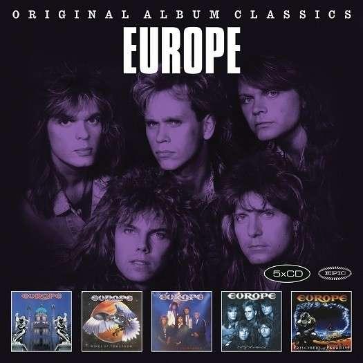 Europe - CD Original Album Classics
