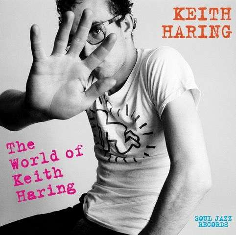 CD V/A - KEITH HARING: THE WORLD OF KEITH HARING