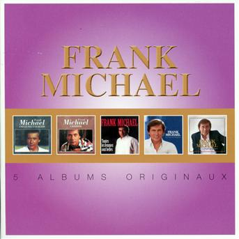 CD MICHAEL, FRANK - ORIGINAL ALBUM SERIES