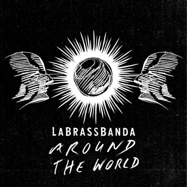 CD LABRASSBANDA - Around the World