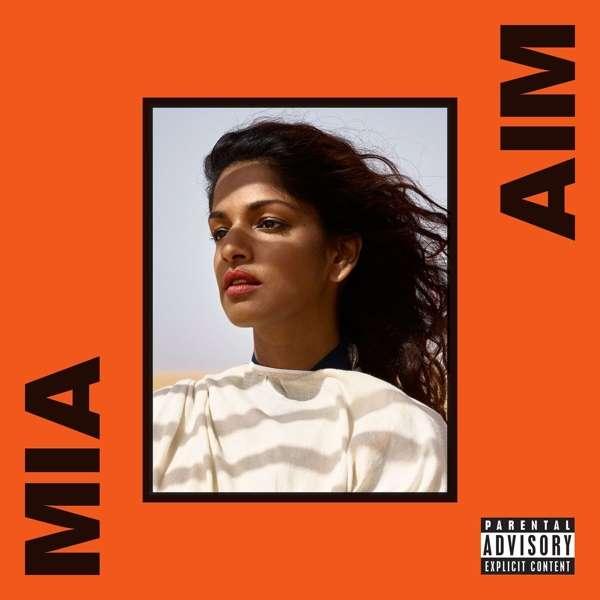 CD M.I.A. - AIM