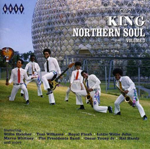 CD V/A - KING NORTHERN SOUL 3