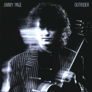Jimmy Page - CD OUTRIDER