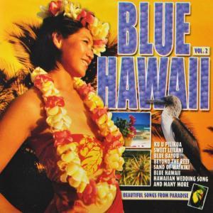 CD V/A - BLUE HAWAII 2