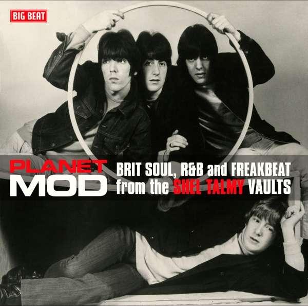 Vinyl V/A - PLANET MOD