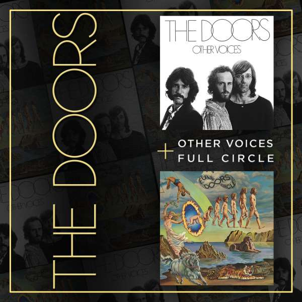 The Doors - CD OTHER VOICES/FULL CIRCLE