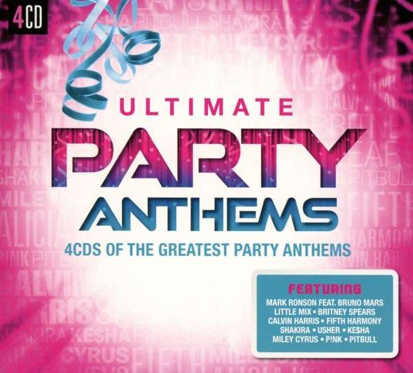 CD V/A - Ultimate... Party Anthems