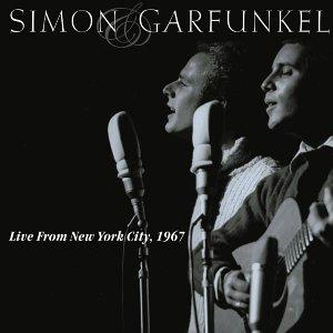 CD Simon & Garfunkel - Live From New York City, 1967