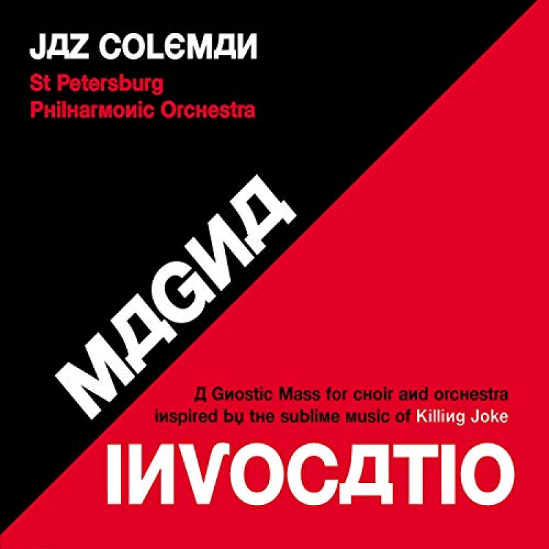 CD COLEMAN JAZ - Magna Invocatio - A Gnostic Mass for Choir and Orchestra Inspired by the Sublime Music of Killing Joke/MINTPAK