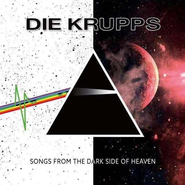CD DIE KRUPPS - SONGS FROM THE DARK SIDE OF HEAVEN