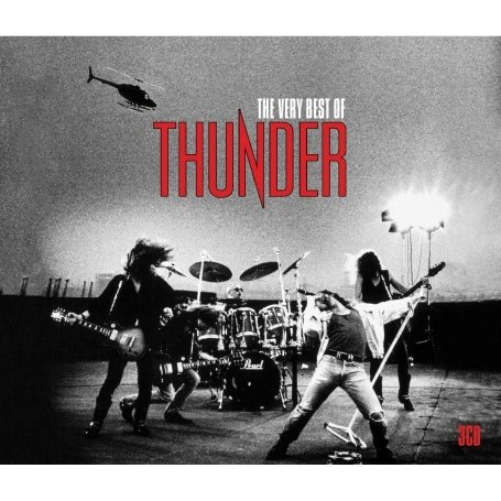 CD THUNDER - THE VERY BEST OF