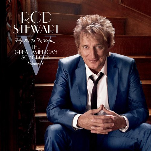 CD STEWART, ROD - Fly Me To The Moon...The Great