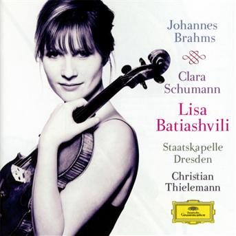 CD BATIASHVILI LISA - KONC.PRO HOUSLE/3 ROMANCE