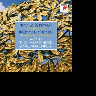 CD SCHMIDT/STRAUSS - Schmidt: Symphony No. 2 - Stra