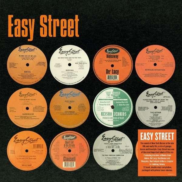 Vinyl V/A - EASY STREET