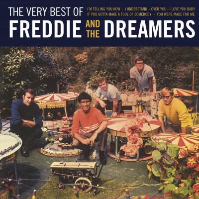 CD FREDDIE & THE DREAMERS - VERY BEST OF