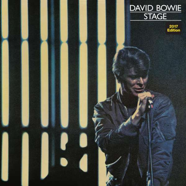 David Bowie - CD STAGE (2017 - LIVE)