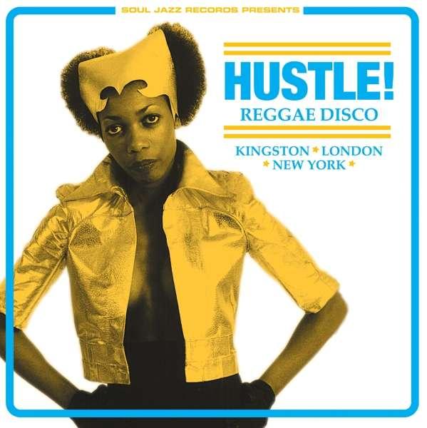 CD V/A - HUSTLE! REGGAE DISCO